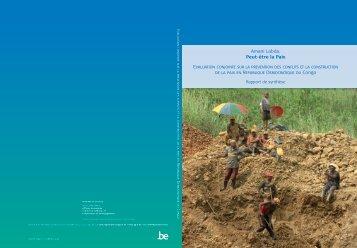 Rapport de synthèse (PDF, 5.37 MB) - Belgium
