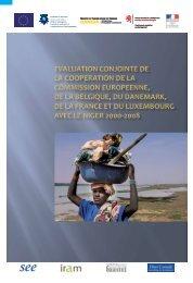 Evaluation conjointe de la coopération de la Commission ... - OECD