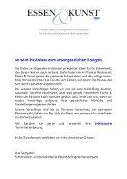 checkliste theater restaurant winterthur essen & kunst by strauss