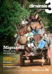 Dimensie 3: themanummer over migratie (PDF, 2.77 MB)