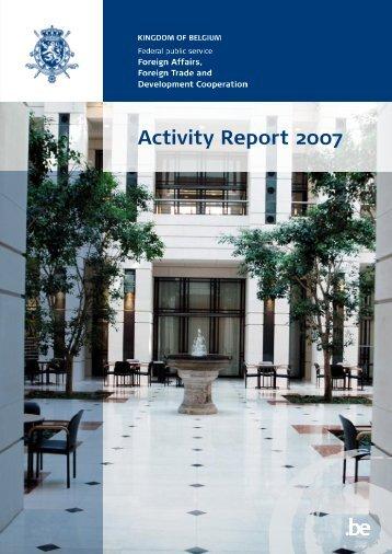 2007 (PDF, 2.81 MB) - Belgium