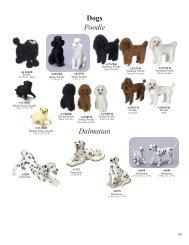 Dogs Poodle Dalmatian