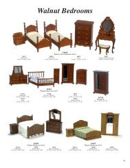 Walnut Bedrooms
