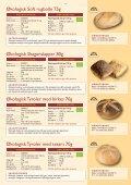 Produktkatalog - frossen brød og kager - Dktrading - Page 4