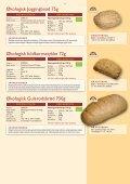 Produktkatalog - frossen brød og kager - Dktrading - Page 6