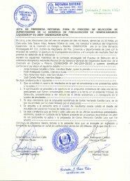 NOTARIA SOTERO - Organismo Supervisor de la Inversión en ...