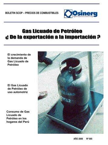 Gas licuado del petr leo for Estanques de gas licuado