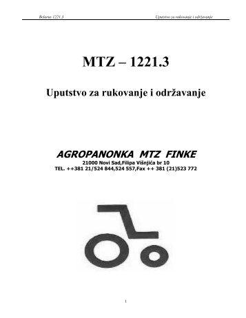 MTZ – 1221.3