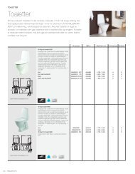 IFÖ Toaletter - coBuilder