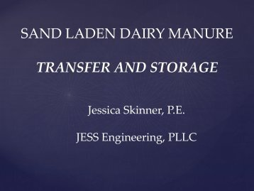 TRANSFER AND STORAGE