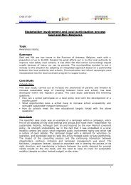 Geel & Mol, belgium_schools.pdf - Osmose
