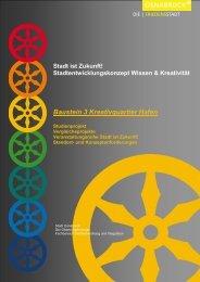 Baustein 3 Kreativquartier Hafen - Stadt Osnabrück