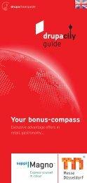 Your bonus-compass - Drupa