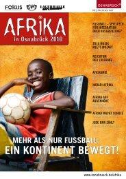 Afrika Magazin - Stadt Osnabrück
