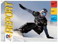 OSP Report 1_2013 - Olympia Stützpunkt Bayern
