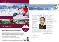 Broschüre Garmisch-Partenkirchen - Olympia Stützpunkt Bayern