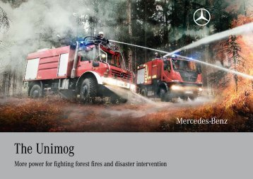 The Unimog Concept - Mercedes-Benz UK