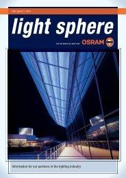 light sphere 1 | 2013 (7.3 MB) - Osram