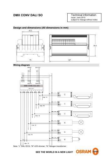 Osram Wiring Diagram - WIRE Center •