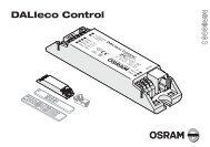 DALIeco Control - Osram