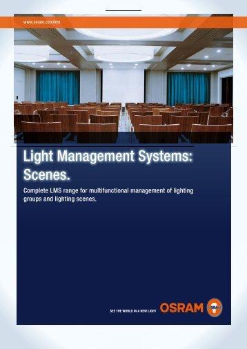 LMS Brochure - Scenes - Osram