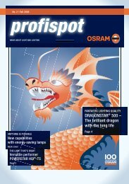 DRAGONSTAR® 500 – The brilliant dragon with the long life - OSRAM