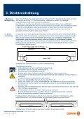 Installationsanweisu Umrüstung an KVG g und Betrieb an ... - Osram - Page 4