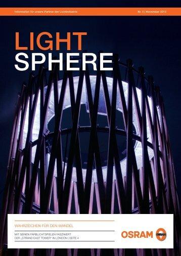 light sphere 3 | 2013 (2.2 MB) - Osram