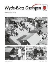 Wydeblatt_192 [PDF, 3.00 MB] - in Ossingen