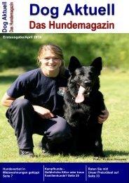 Dog Aktuell Das Hundemagazin
