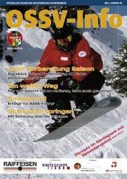 OSSV Info Nr. 2 - Januar 2006