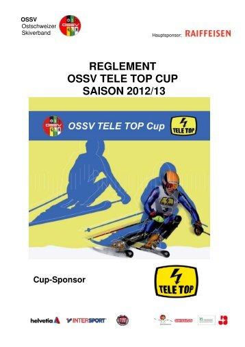 Reglement Tele Top Cup 2012 13 - TG Wolzen