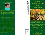 Bridges to Contemplative Living Year III.pdf - Oblate School of ...