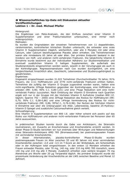 R1301 Besondere Formen der Osteoporose.pdf - OSTAK