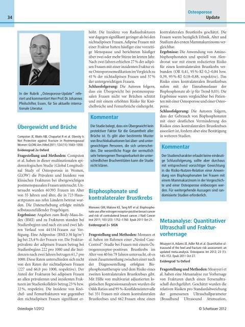 Pfeilschifter, J. OSTEOPOROSE UPDATE 01_12.pdf - OSTAK