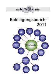 Beteiligungsbericht 2011 - Ostalbkreis