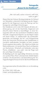 40 Jahre Ostalbkreis - Programm für das Jubiläumsjahr 2013 - Seite 6