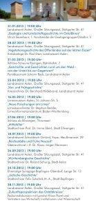 40 Jahre Ostalbkreis - Programm für das Jubiläumsjahr 2013 - Seite 7