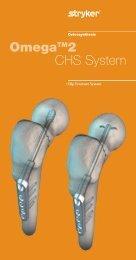OmegaTM2 CHS System - Stryker