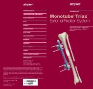 Monotube Triax Flyer - Stryker