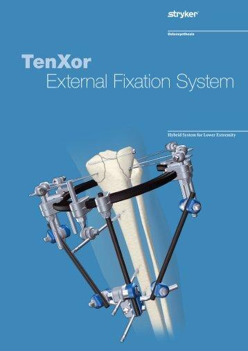 External Fixation System TenXor - Stryker