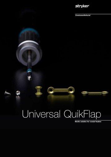 Universal QuikFlap Flyer - Stryker