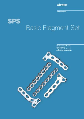 SPS Basic Fragment Set - Stryker