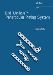 Epi-Union Brochure - Stryker