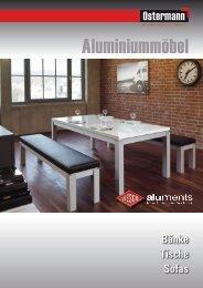 Aluminiummöbel - Produkte24.com