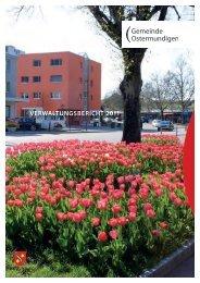 VERWALTUNGSBERICHT 2011 - Gemeinde Ostermundigen