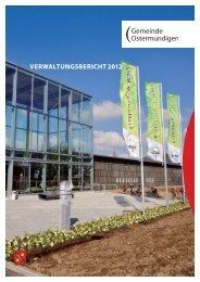 VERWALTUNGSBERICHT 2012 - Gemeinde Ostermundigen