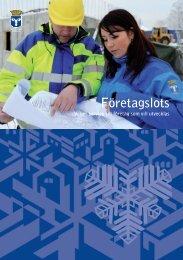 Broschyren Företagslots - Östersunds kommun