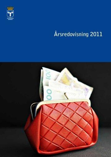 Årsredovisning 2011 - Östersunds kommun