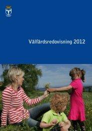 Välfärdsredovisning 2012 - Östersunds kommun
